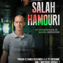 """l'Humanité.fr propose en accès libre et en exclusivité le documentaire de Nadir Dendoune: """"L'affaire Salah Hamouri"""""""