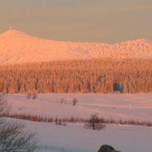 Ski, course à pied verticale et vélo sur le Plateau en ce début d'hiver