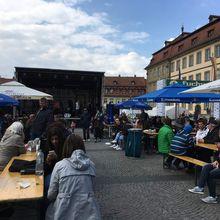 Bamberg 2017 - der Lauftag