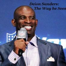 Deion Sanders: The Way he Sees Success