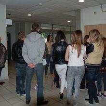 """Acte II Journée """"Portes ouvertes"""" du 22 mai 2015 : 130 personnes en visite dans les labos à Evry"""