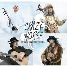 """Duplessy & The Violins Of The World - """"crazy horse"""" (2016)"""