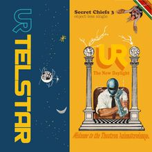 "Secret Chiefs 3  - ""telstar / the new delight (welcome to the theatron animatronique)"" (2016)"