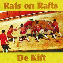 """Rats On Rats / De Kift - """"s/t"""" (2016)"""