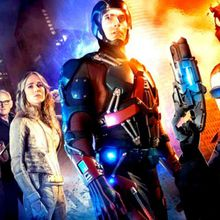 "Nouveau ! : ""DC's Legends of Tomorrow"""