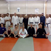STAGE KARATE DO SHOTOKAI Adultes des 3 et 4 décembre 2016 à TOURNON