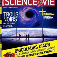 Glané en kiosque (6) : « Bricoleurs d'ADN... » sur Science&Vie