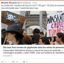 Glyphosate en Europe: festival d'imbécillités