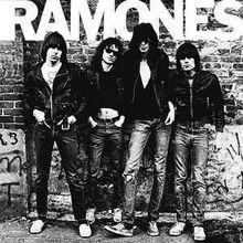 La famille Ramones.