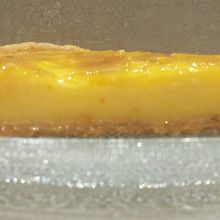 Tarte à l'orange by Christophe Felder