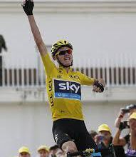 TOUR DE FRANCE 2015: CHRIS FROOME TOUJOURS LEADER