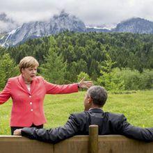 Réunion du G7 en Allemagne