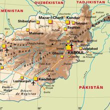 Nouvelles d'Afghanistan