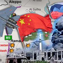 En Syrie, Chinois et Tchétchènes attendent leur tour