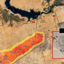 L'armée syrienne à 20 km de Taqbah : l'EI bientôt coupé en deux ?