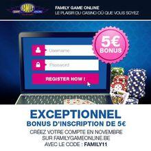 Family games online