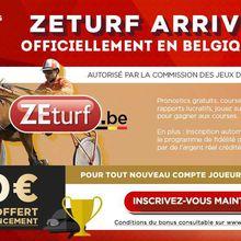 ZETURF.BE / BONUS PARIS HIPPIQUE / NEW SITE