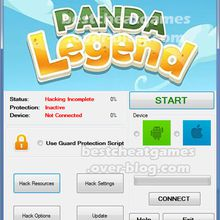 Panda Legend Hack