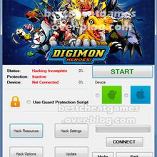 Digimon Heroes Hack