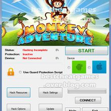 Monkey Adventure Hack