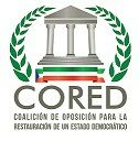COMUNICADO INSTITUCIONAL DE LA COALICIÓN CORED.