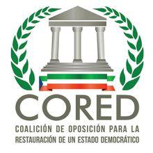 COMUNICADO INSTITUCIONAL DE LA COALICIÓN CORED, A RAÍZ DE LA CRISIS POLÍTICA EN GABÓN.