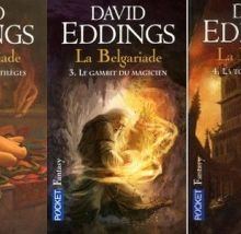 La saga La Belgariade de David Eddings : la fantasy à l'ancienne !