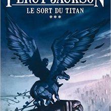 Percy Jackson : Le sort du Titan de Rick Riordan : un changement de ton s'opère !