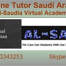 Online Expert Teachers Saudi Arabia