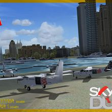 Dubai Skydiving Center AI pack