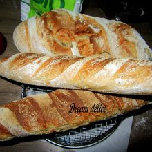 Pain au levain de fruits ( la pomme )