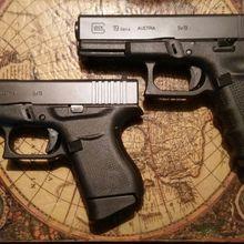Le choix des armes : pourquoi Glock ?