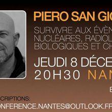 Conférence de Piero San Giorgio à Nantes