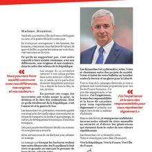Appel au vote de Claude Bartolone