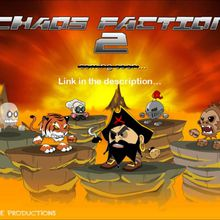 Chaos Faction 2 is an online action game