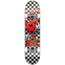 Checker Devilman Full skate review