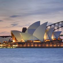 Sydney!! :D