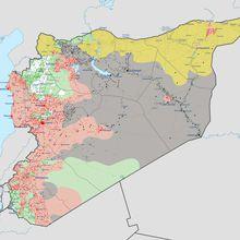 Turquie, Iran, Russie, USA, Israël :  un nouvel équilibre géostratégique au Levant ?