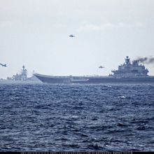 Amiral Kouznetsov en Syrie: Moscou va employer son porte-avions pour la première fois de l'histoire