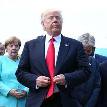 Premiers pas dans le vaste monde pour Donald Trump