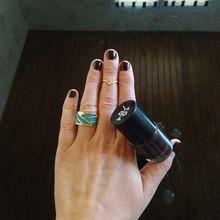 Mon avis sur le vernis à ongles de chez Benecos .....