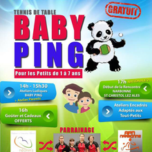 Baby Ping - Narbonne - 30/04/2016