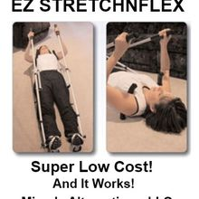 EZ STRETCHNFLEX (Inexpensive - Guaranteed SAY GOODBYE TO Pain In The Back) REVIEW!