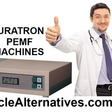 CURATRON PEMF Machines Effectively Treat Knee Pain!