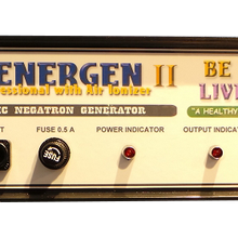 PYROENERGEN II Am Remarkable Electrstatic Therapy Machine! Get rid of Conditions!