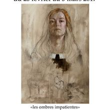 """""""Les ombres impatientes"""" - Laurent Navarre à la Maison Clémangis (51)"""