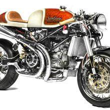 Ducati S4R south garage