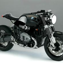 BMW-NineT Black