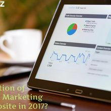 How will Digital Marketing have an effect on a website in 2017?