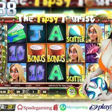 Go On A Vacation With The Tipsy Tourist Slot Machine From Betsoft